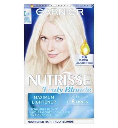 Garnier Nutrisse Truly Blonde Maximum Lightener Bleach D