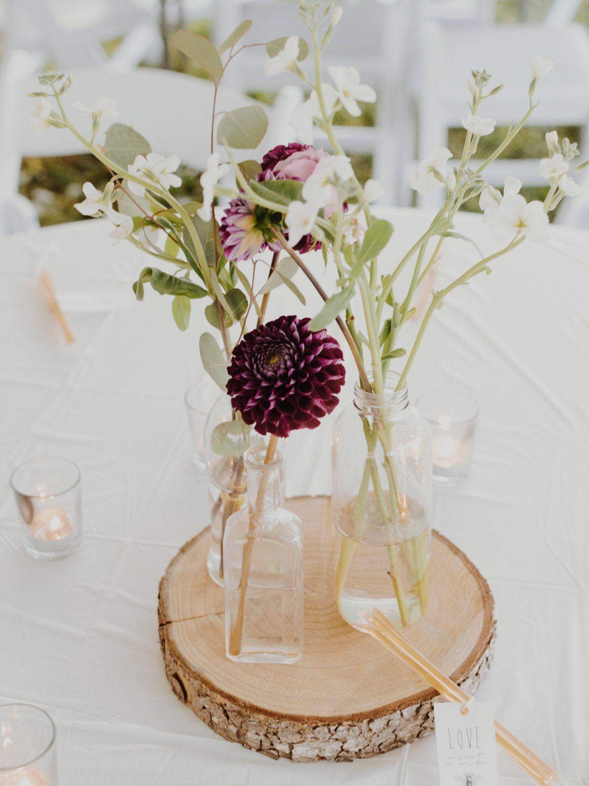 Tischdeko Hochzeit Diy Diy Windlichter Im Einweckglas Mit