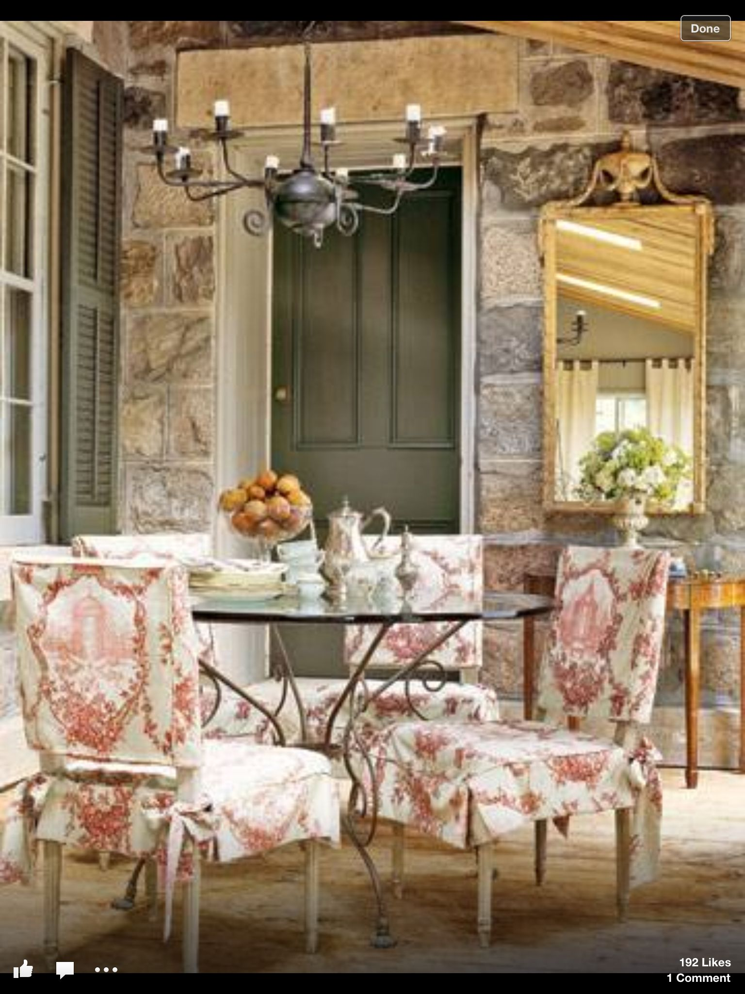 Charming | Dining room design, French country decorating ...