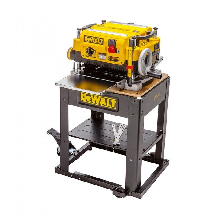 dewalt planer stand. dewalt planer includes knives, table and stand dewalt