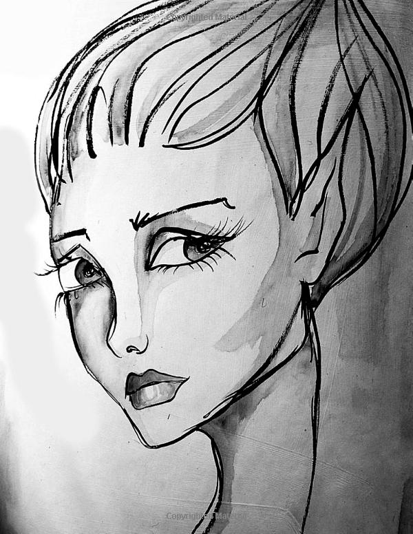 How To Draw And Find Your Style Discover The Secret To Unleashing Your Personal Artistic St In 2020 Girl Face Drawing Face Drawing Fashion Illustration Sketches Face