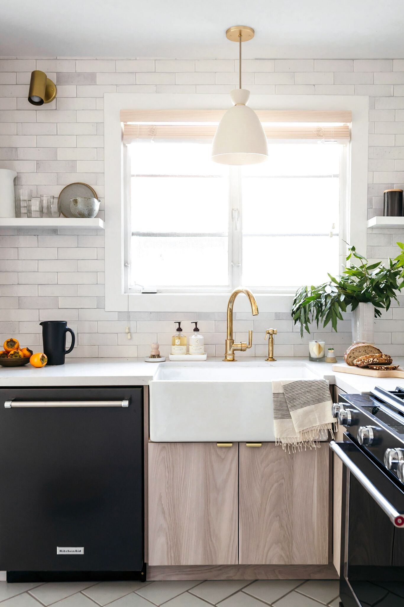 Anne sage kitchen reveal in kitchens are my favorite