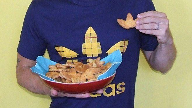 galletitas de ricota saladas de ronnie