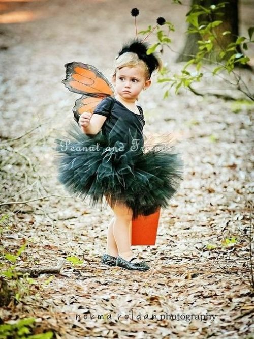faschingskost me kinder schmetterling schwarz tutu the magical forest pinterest. Black Bedroom Furniture Sets. Home Design Ideas