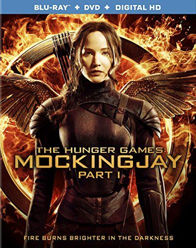 The Hunger Games: Mockingjay - Part 1 [Blu-ray + DVD + Digital HD] Lionsgate : Disclosure affiliate link