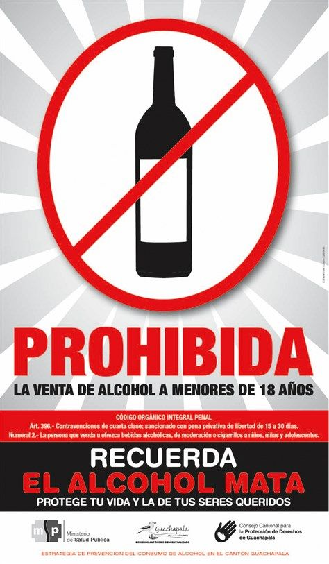 Afiches De No Alcohol Alcohol Consumo De Alcohol Prevencion