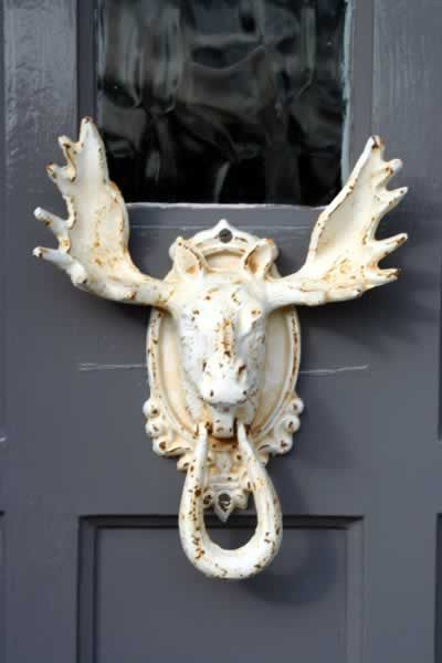 Elk Stag Head Knocker From Rockett St George 163 20 I Would