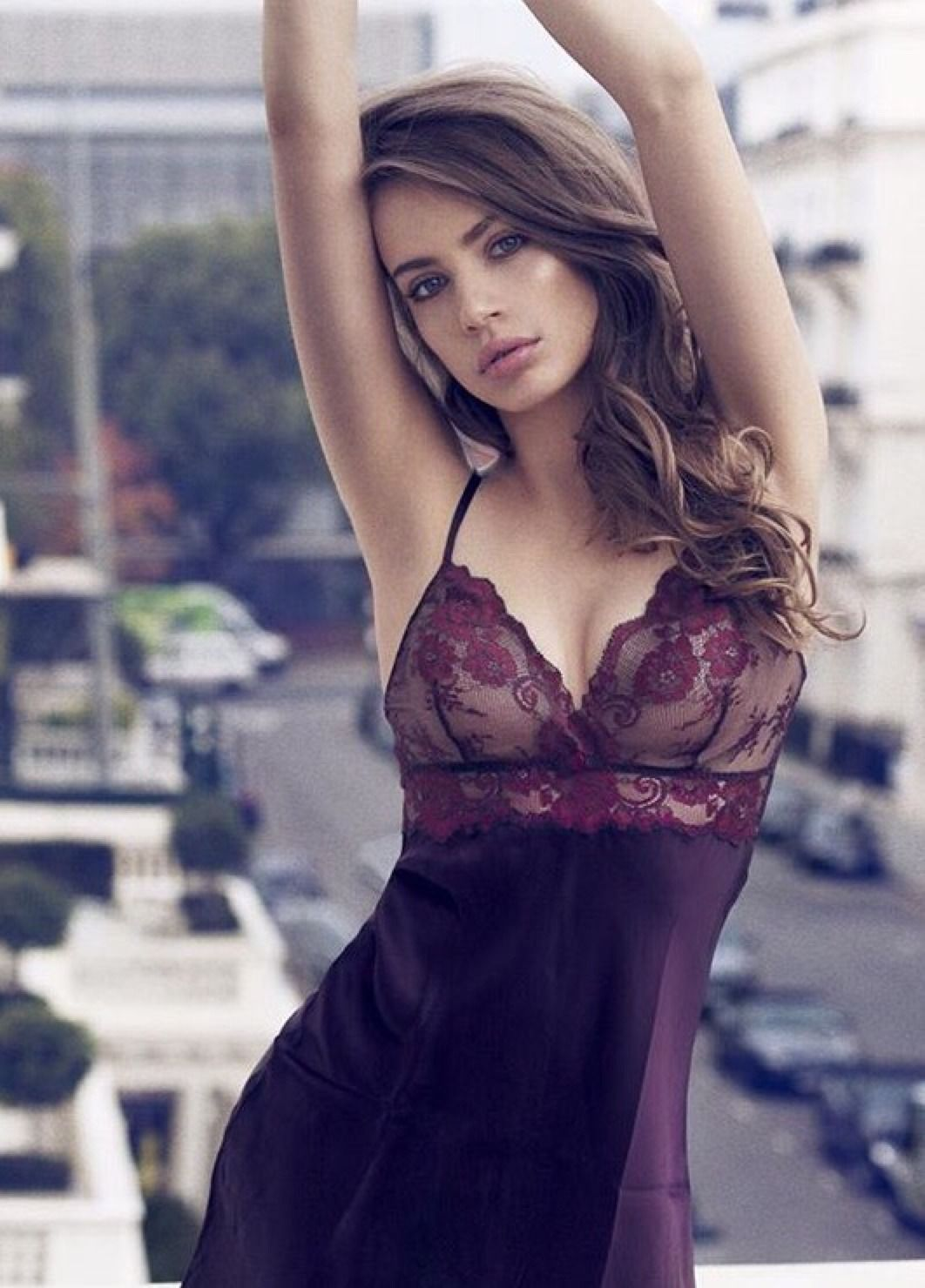 Consider, that Xenia tchoumitcheva lingerie final