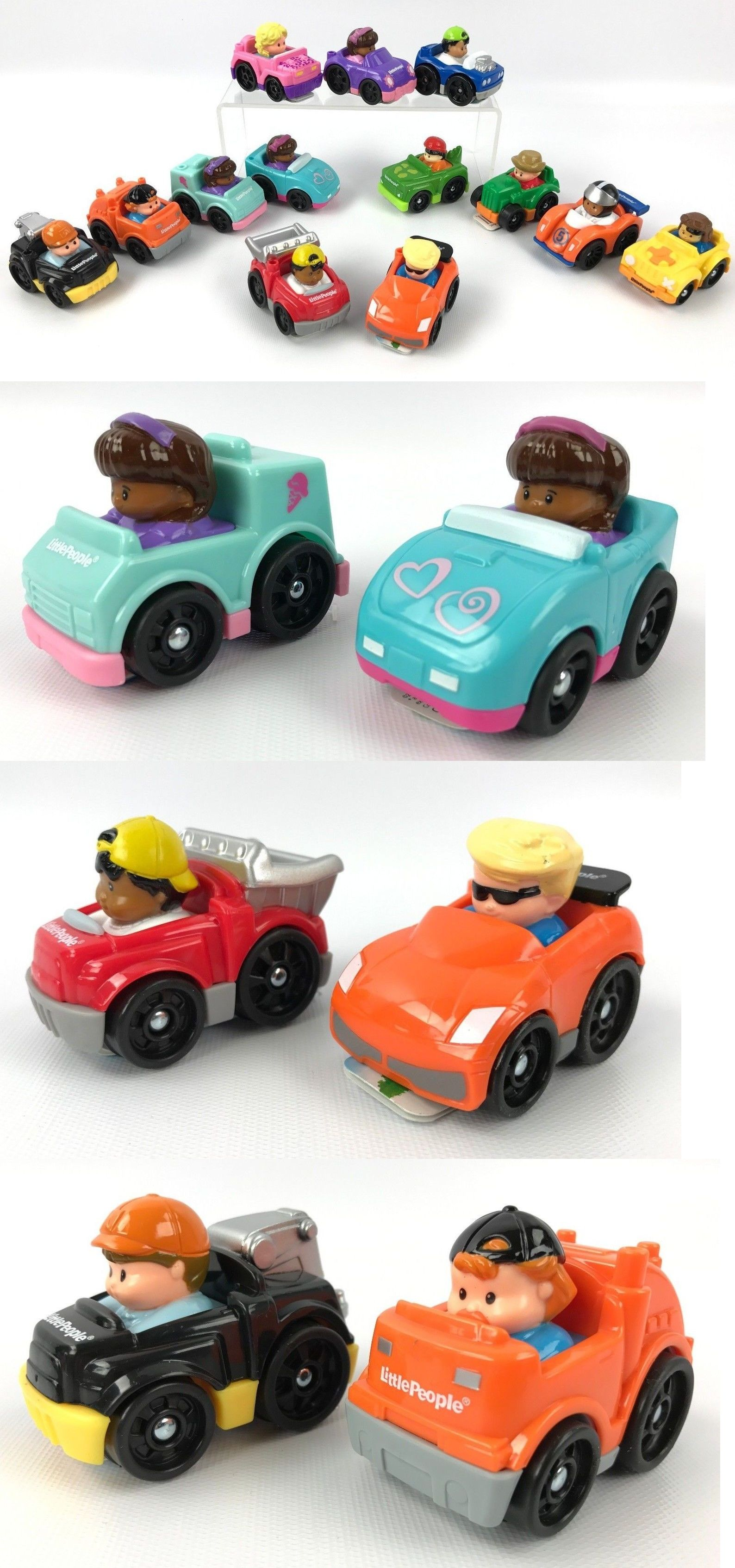Little people car toys  Little People Now   Fisher Price Little People