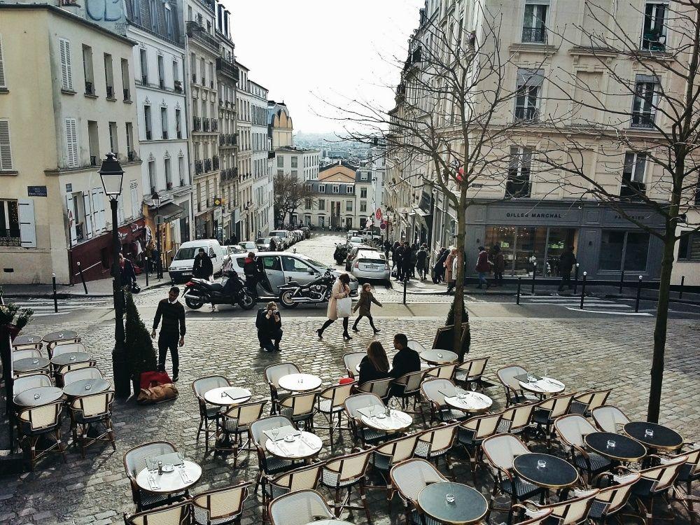 Париж: мечты, разбитые об реальность. Блоги. Онлайн-гид по Парижу.