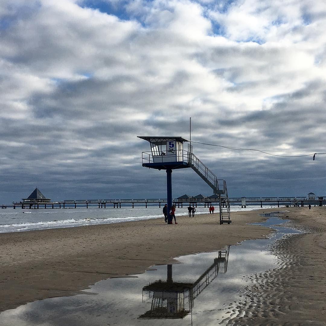 Winter Walk At The Beach... #usedom #ostseeküste