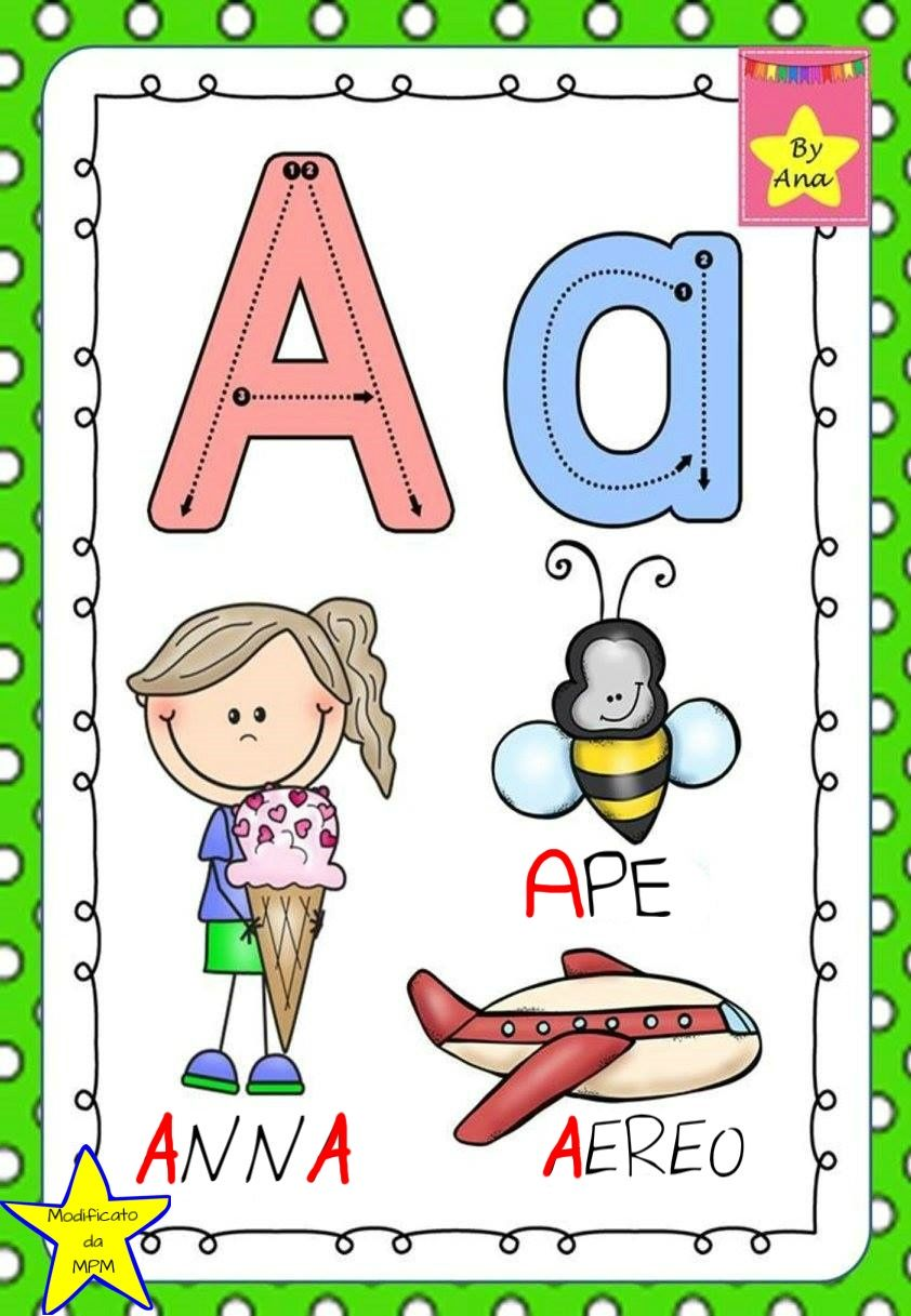 Numeri maestra lavoretti scuola giochi alfabeto - Numero di fogli di lavoro per bambini ...