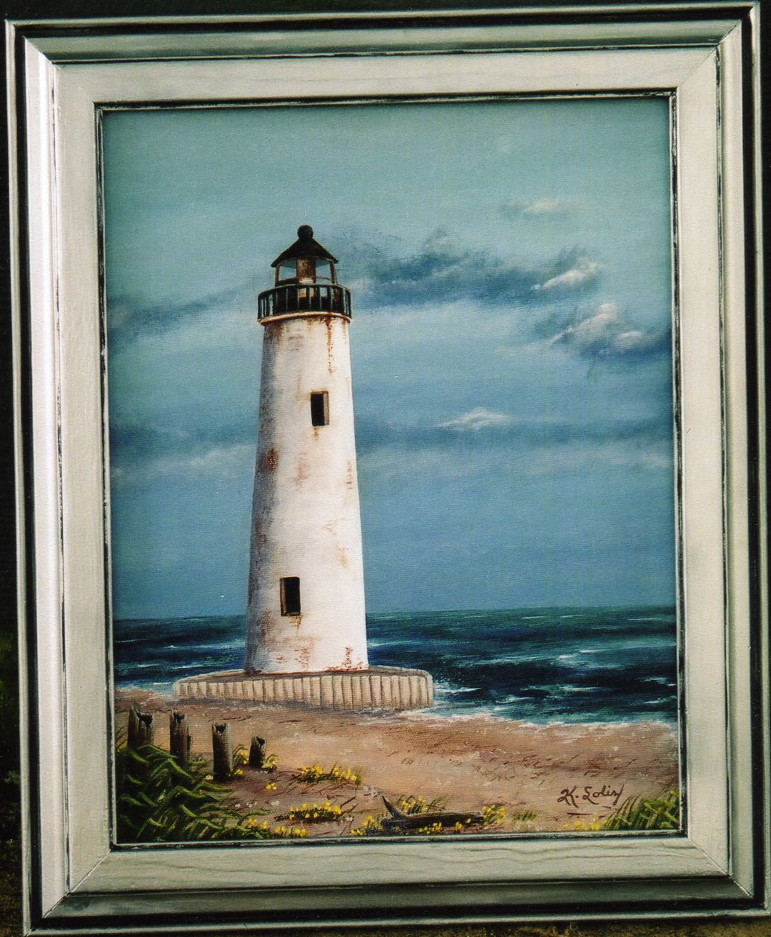 Lighthouse Painting   painting ideas   Pinterest   Acuarela