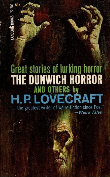 The Dunwich Horror and Others - H.P. Lovecraft