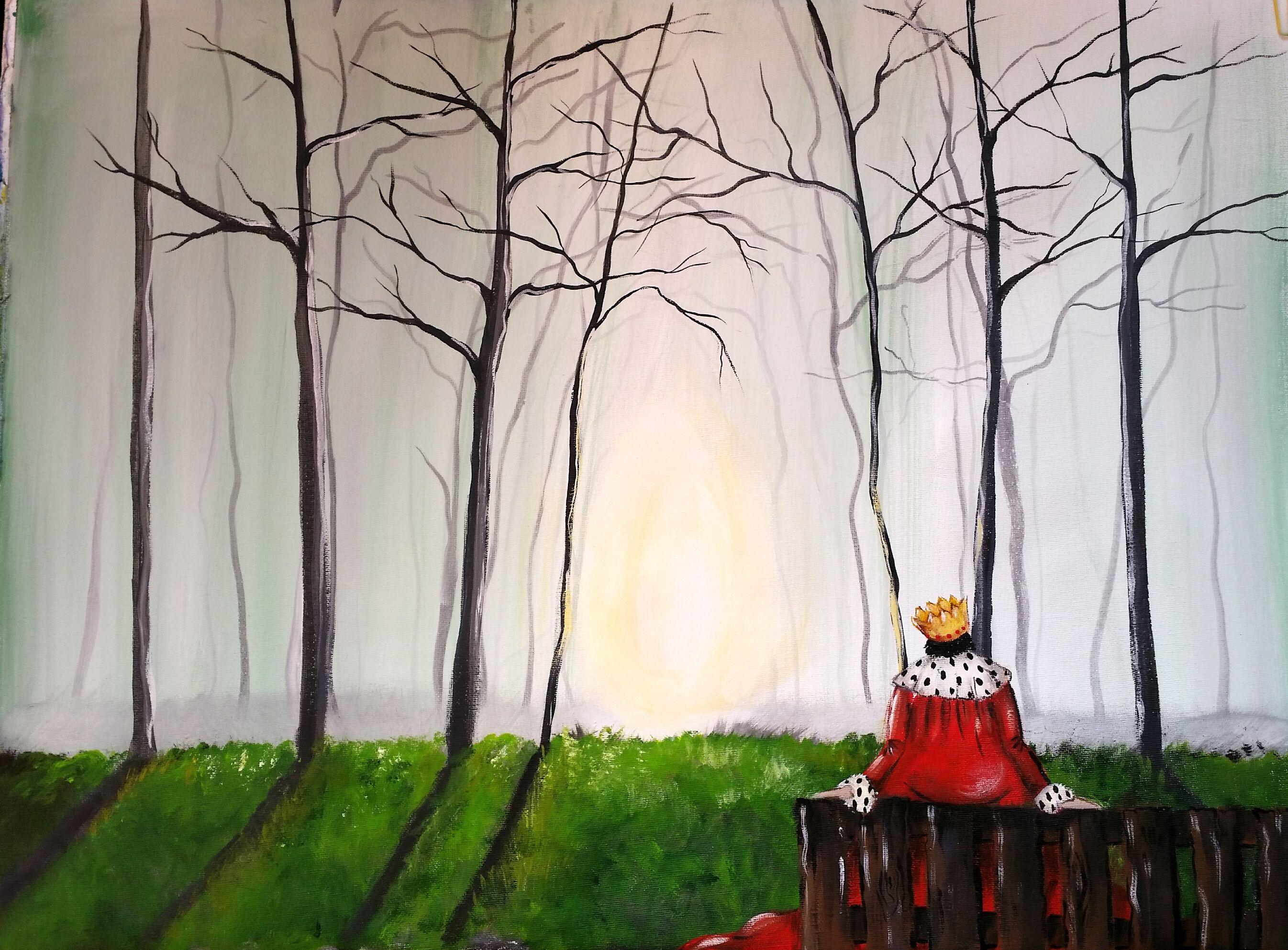 www.paint-work.de Zaunkönig