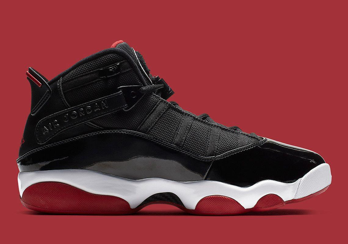 Jordan 6 Rings Bred 322992 062 Release Info | Jordans