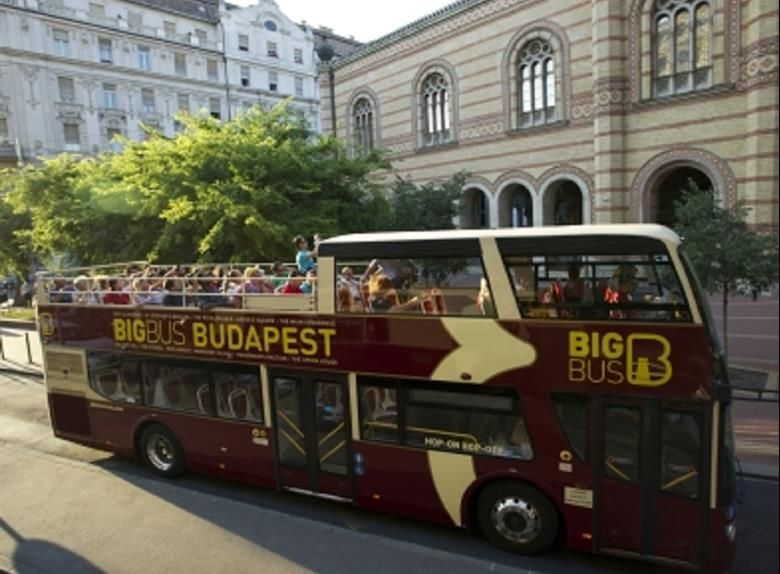 Big Bus Tours Budapest 48 H Hop On Hop Off Sightseeing Package Sightseeing Budapest Cities In Europe