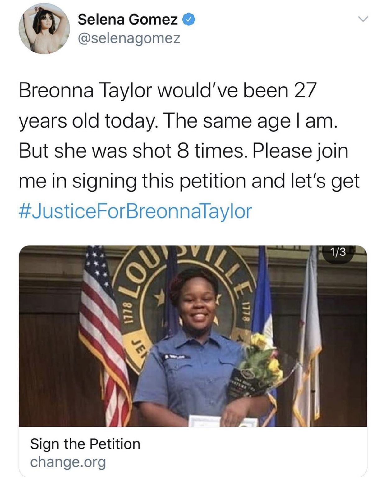Breonna Taylor S Incident Report Was Finally Released Says Breonna Suffered No Injuries Femestella In 2020 Black Lives Matter Movement Feminist Quotes Friendship Quotes