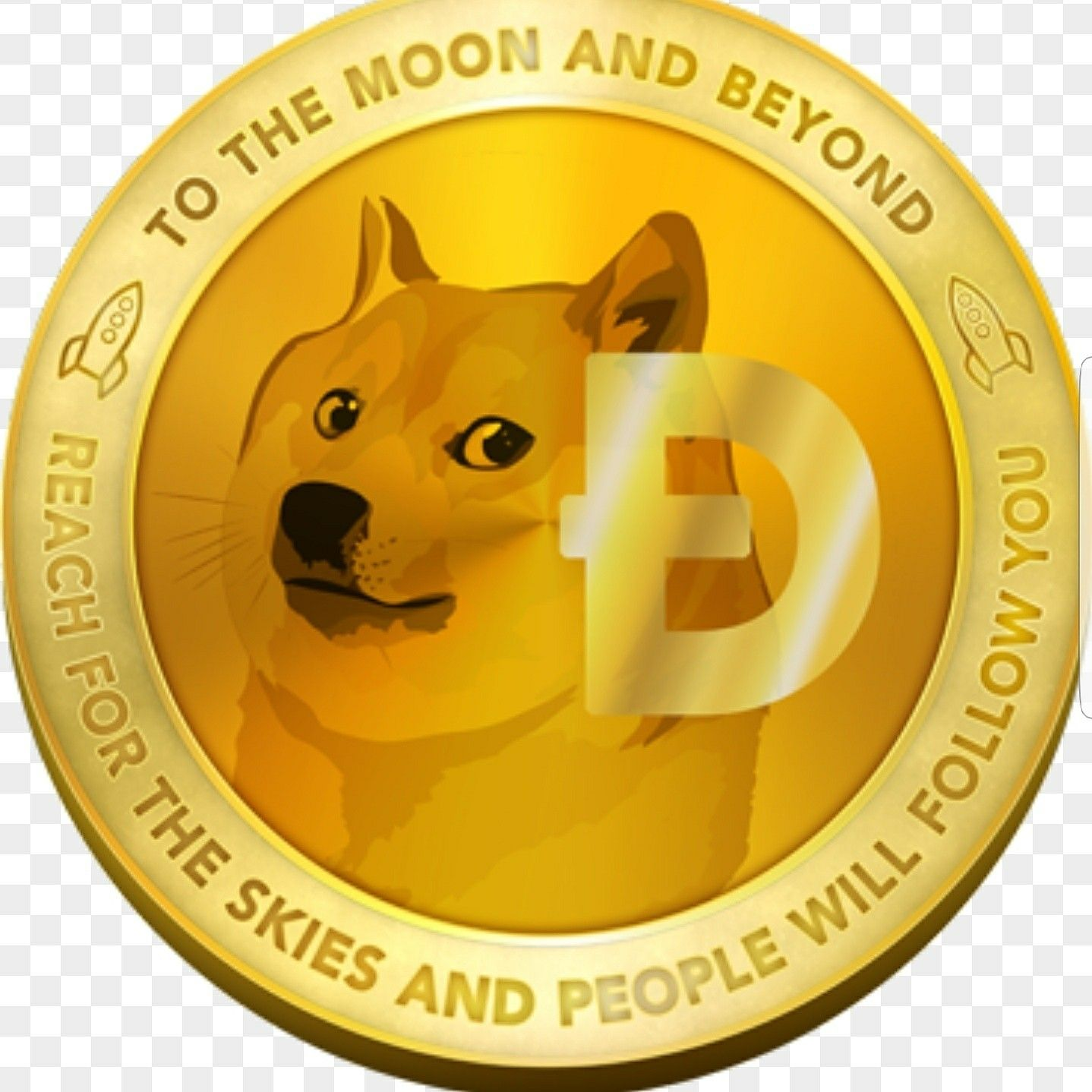 Dogecoin Cryptocurrency 10000 10k Doge Directly To Your