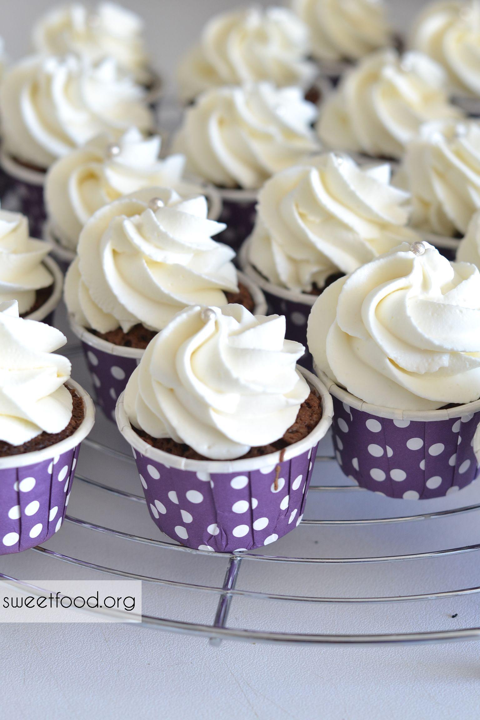 Recette de glacage cupcake facile