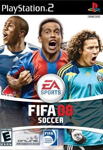 Fifa 08 Playstation 2 Fifa Soccer Wii Games
