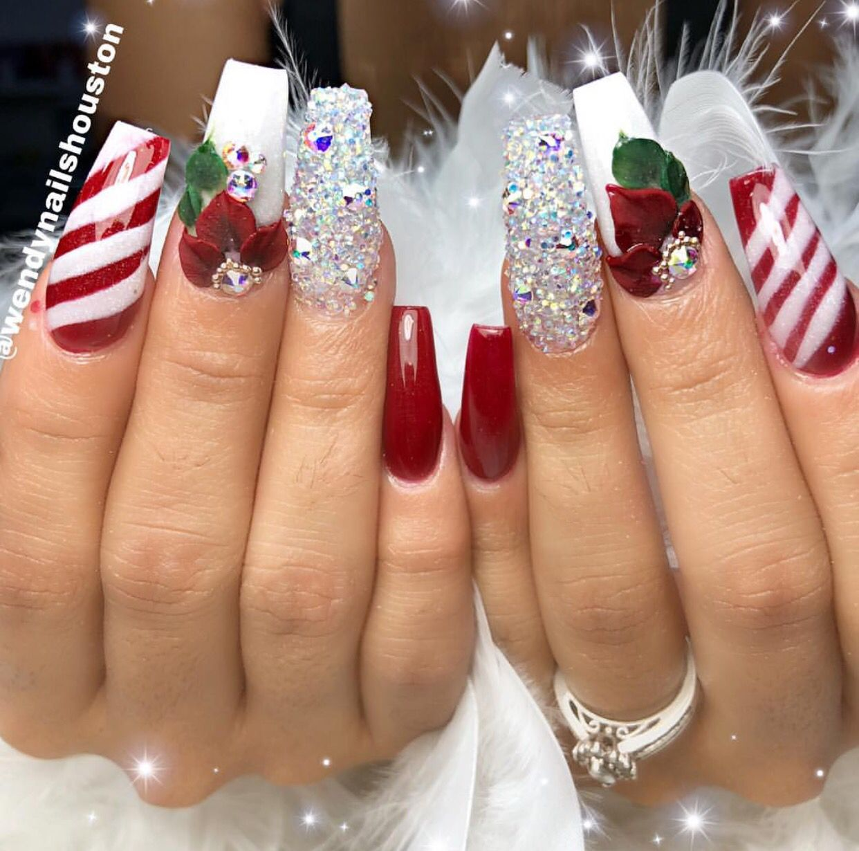 Pin by Brisza Herrera on Nails ✨ in 2020
