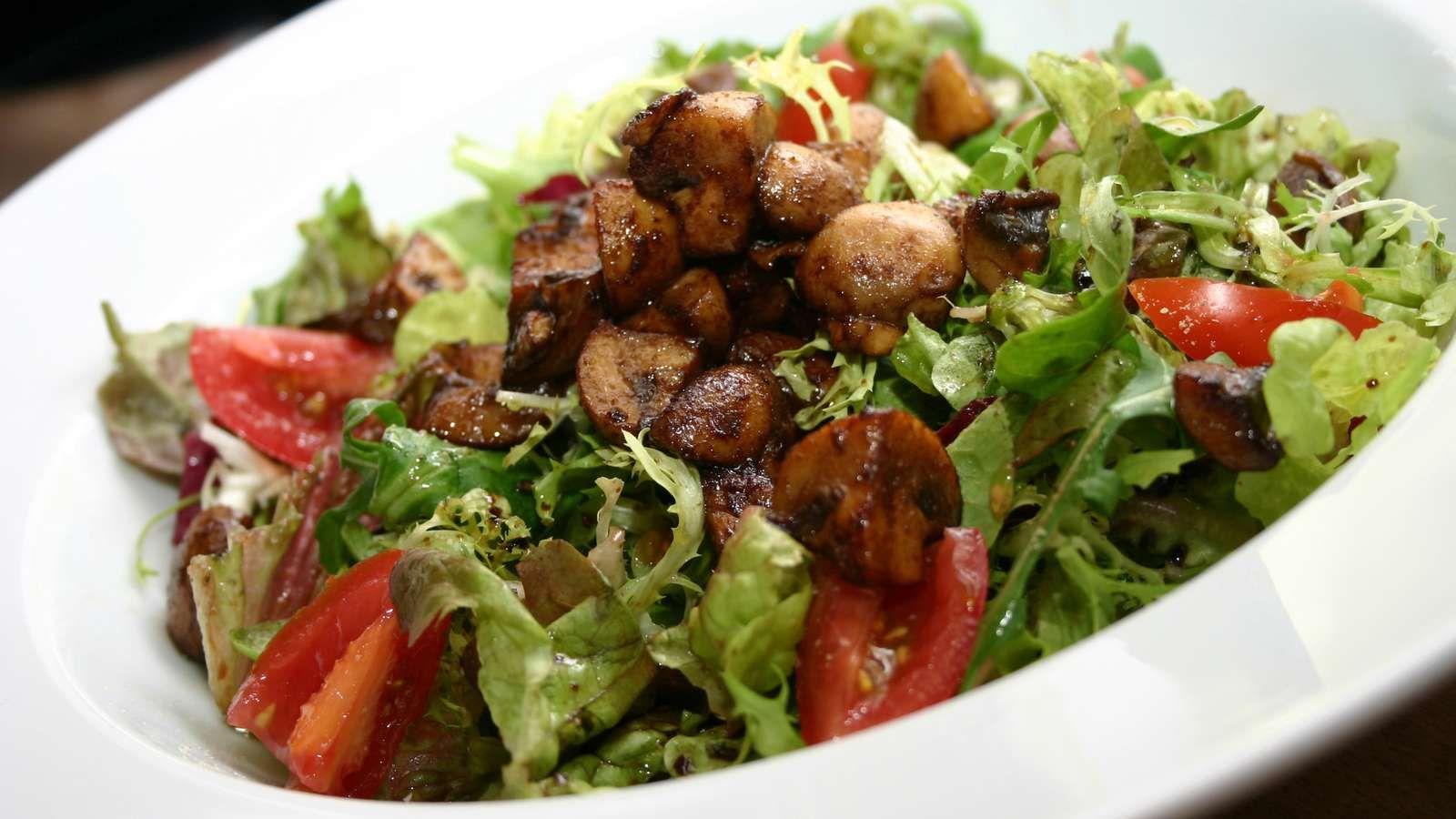 Vegane Sommerküche : Viele leckere blattsalate für deine sommerküche vegan german