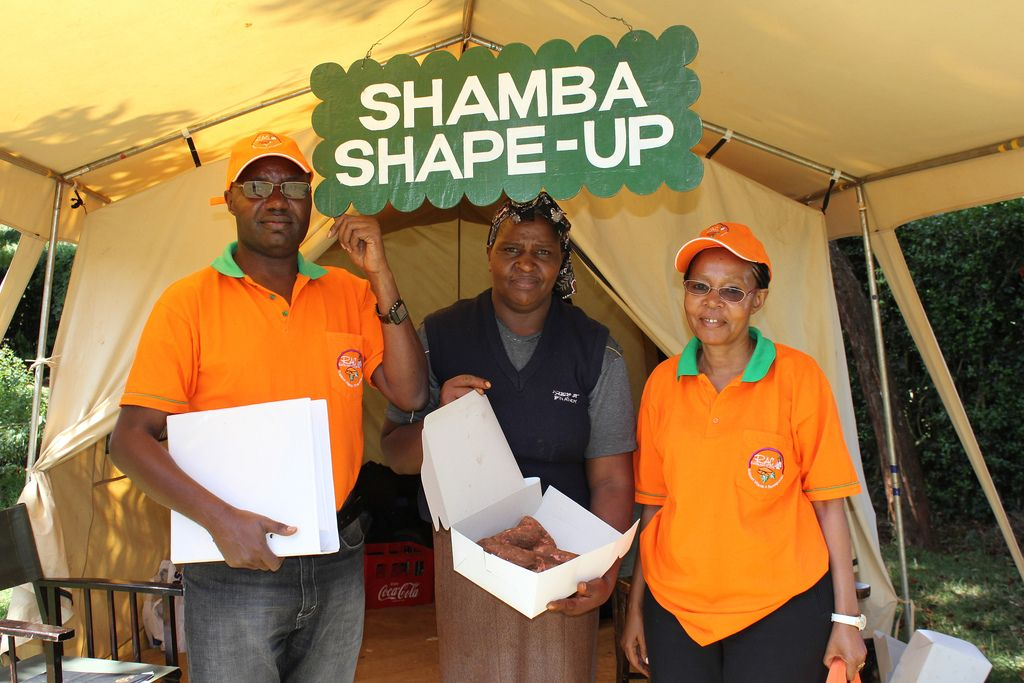 Searching for that evergreen farm with the Shamba Shape Up make-over team | CCAFS: CGIAR research program on Climate Change, Agriculture and Food Security