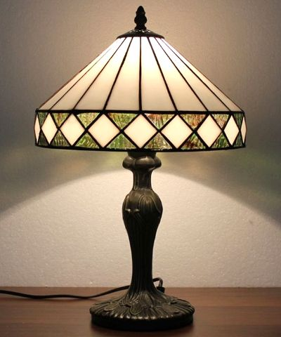 Almeria 12inch Tiffany Lighting Table Lamp Lighting Tiffany