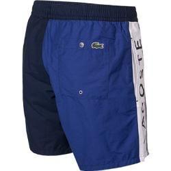 Lacoste Schwimmshorts Herren, Baumwolle, blau LacosteLacoste #boyorgirlbaby