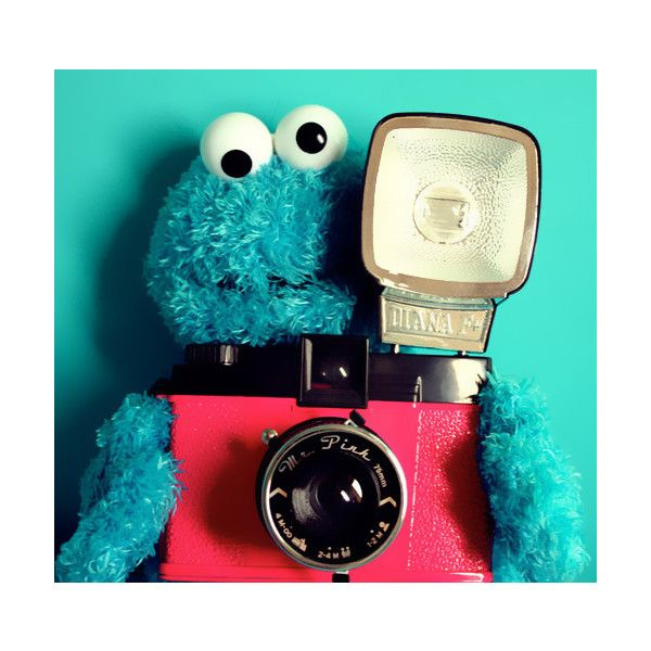 cookie monster ❤ liked on Polyvore featuring pictures, backgrounds, icons, camera and photos