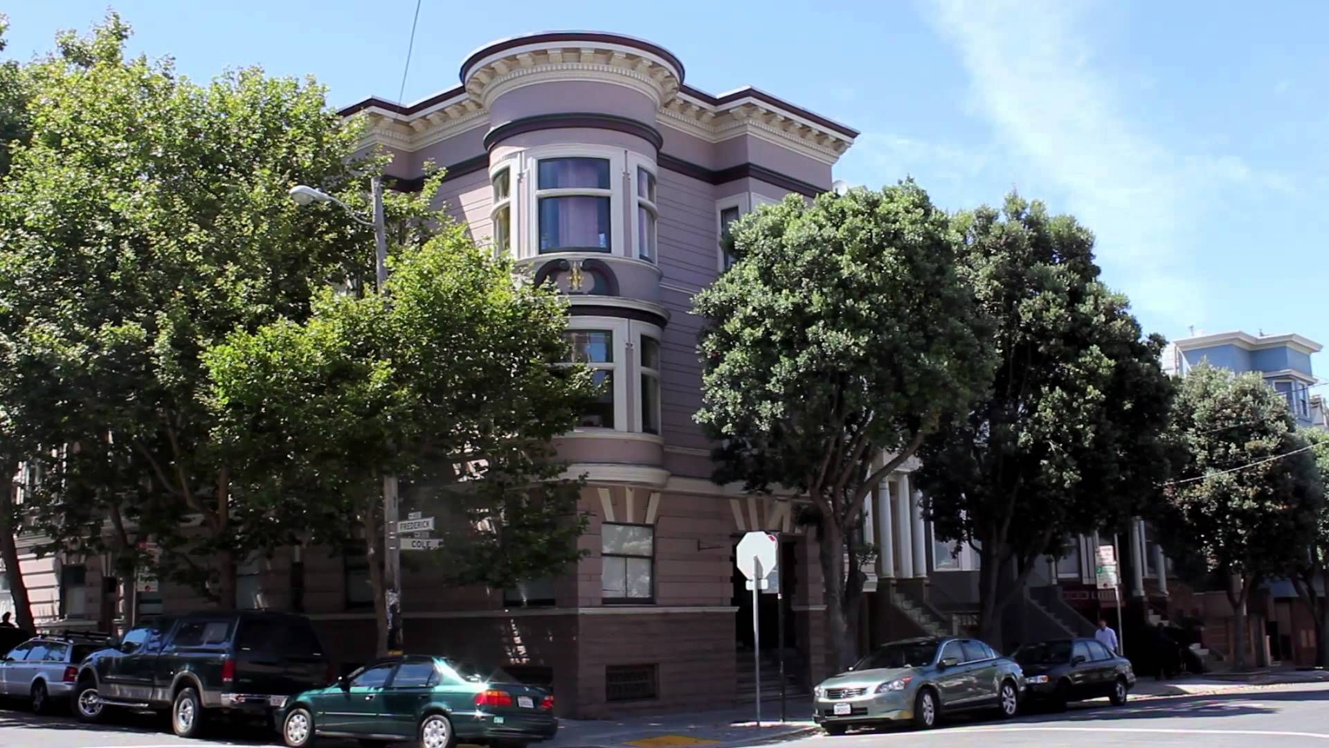 San Francisco Neighborhoods Cole Valley With Images San