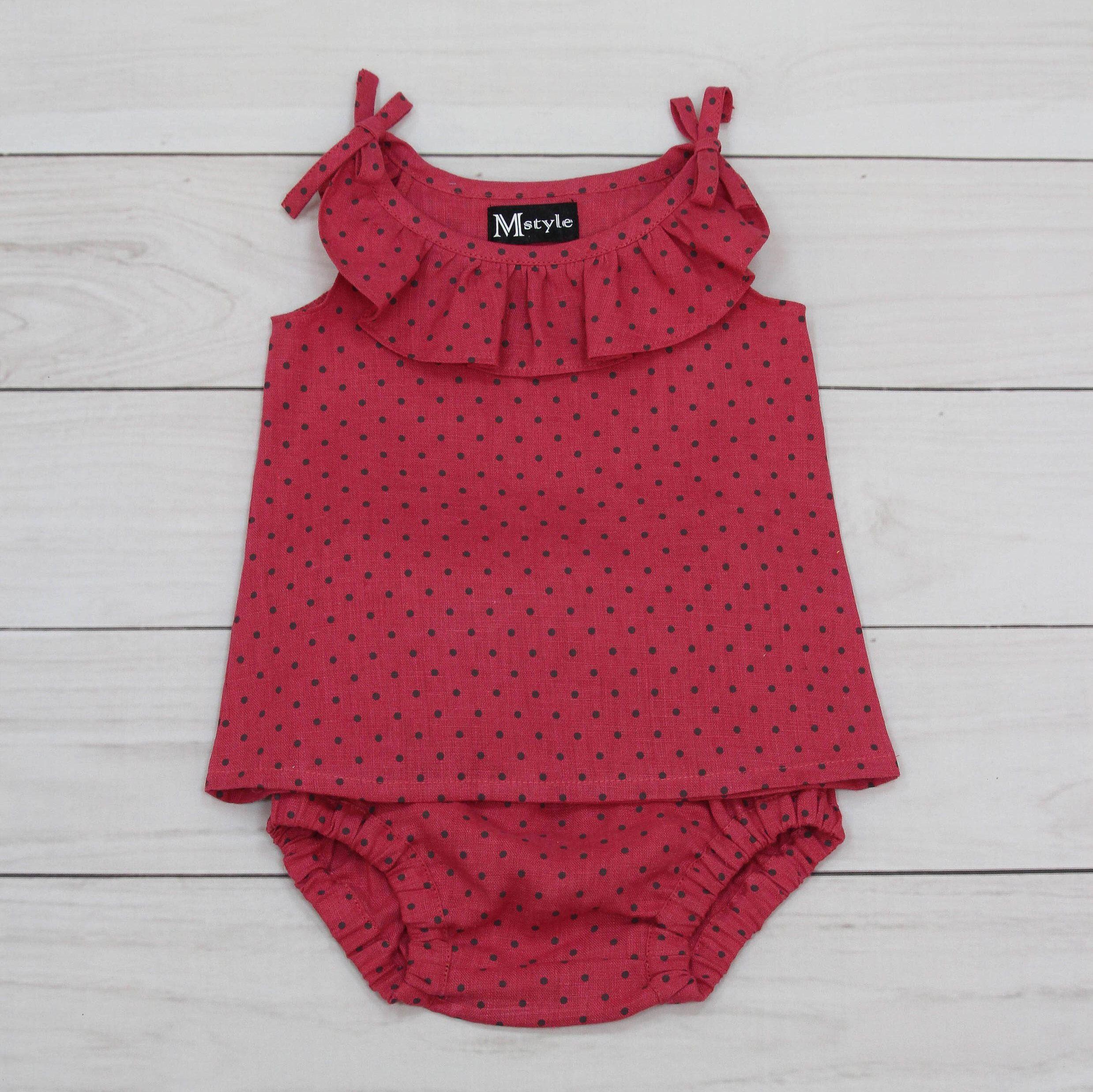 urban baby clothes boho girl ruffle set flax clothing baby