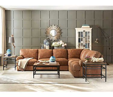 Watson 3 Piece Sectional | Sectionals | Living Rooms | Art ...