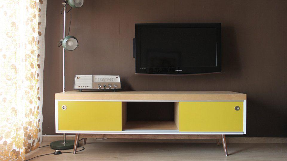 30 Diy Pour Fabriquer Son Meuble Tv En 2019 Home Ikea Hack Ikea