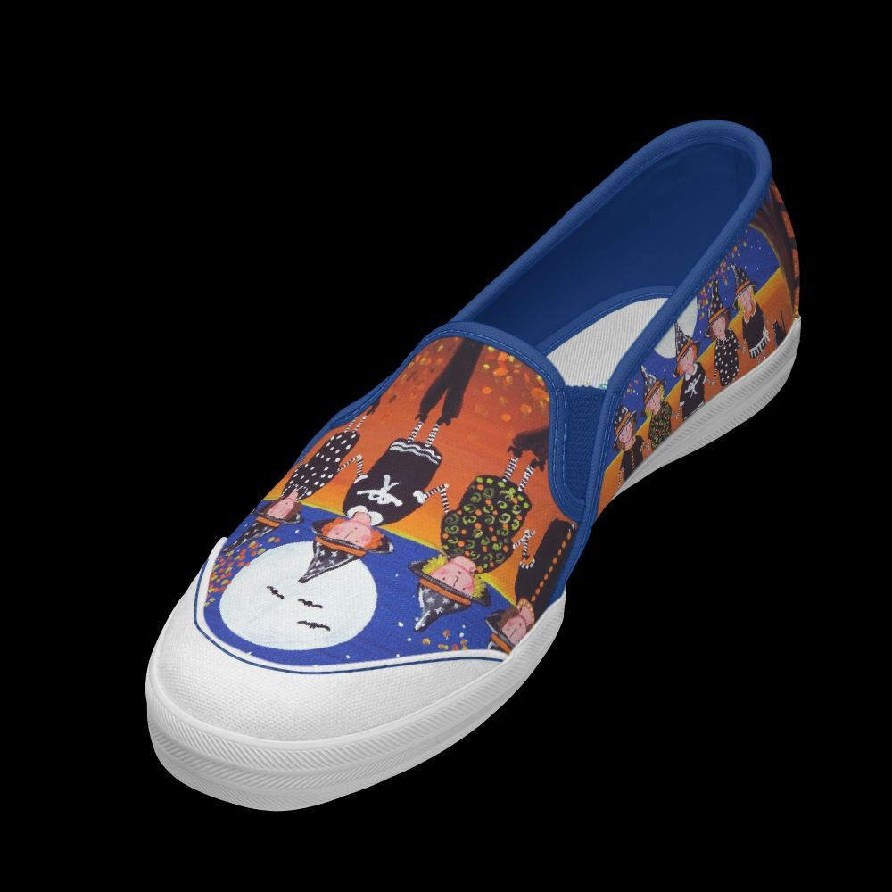 Little Witches Halloween shoes