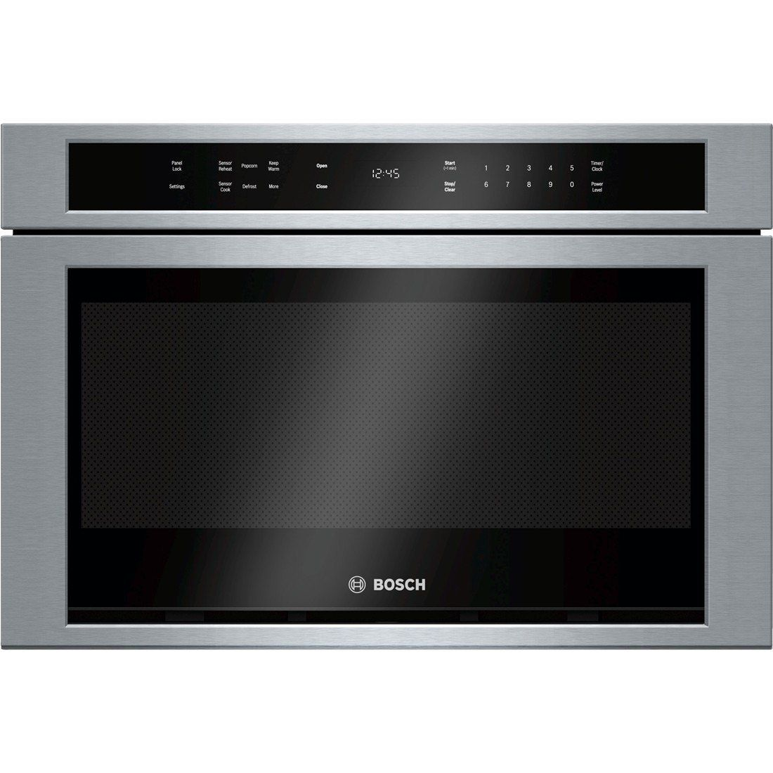 Bosch Hmd8451uc 800 24 Stainless Steel Microwave Drawer This Is An Amazon Affiliate Link Check Stainless Steel Microwave Microwave Drawer Bosch Microwave
