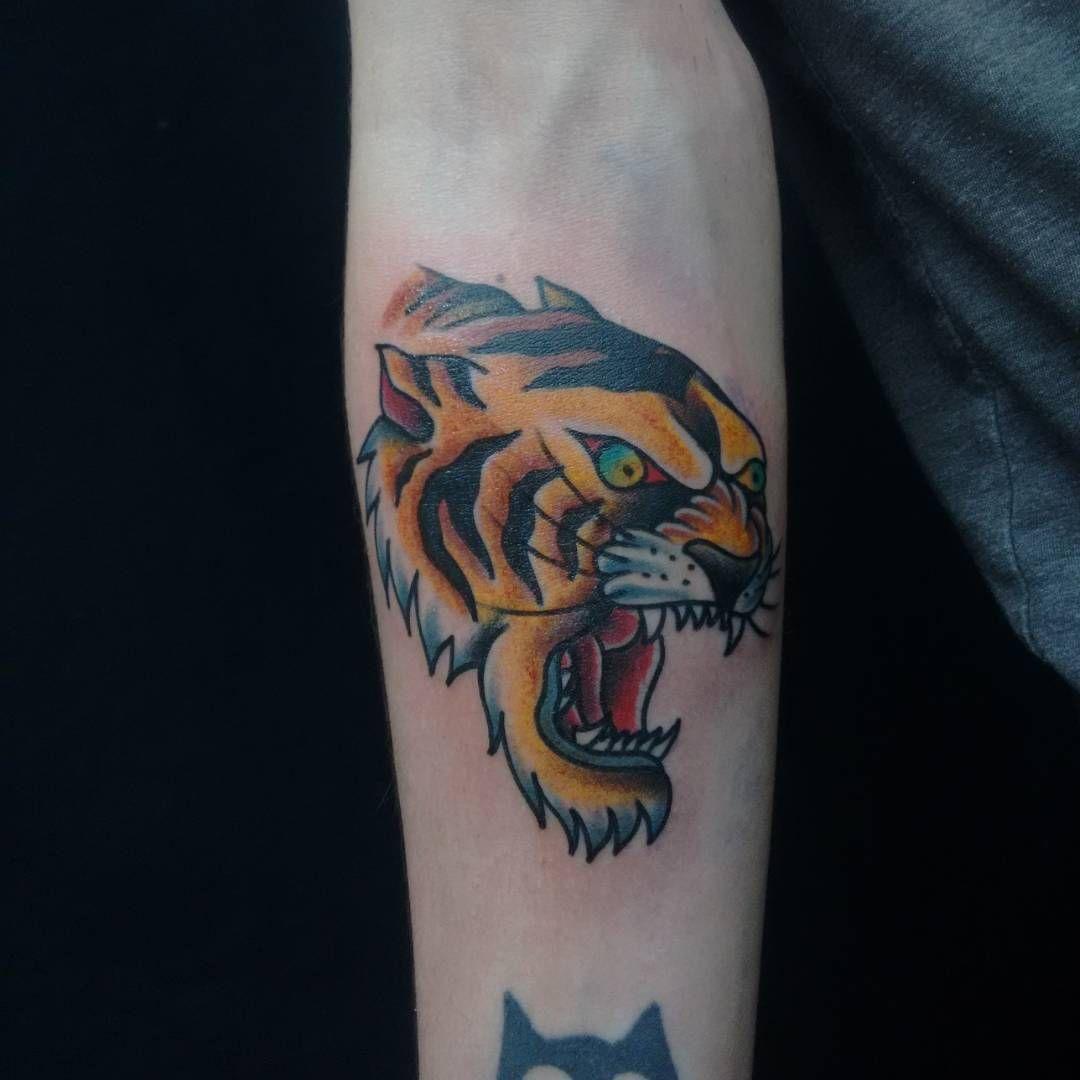 Tigertattoog tats pinterest tiger tattoo