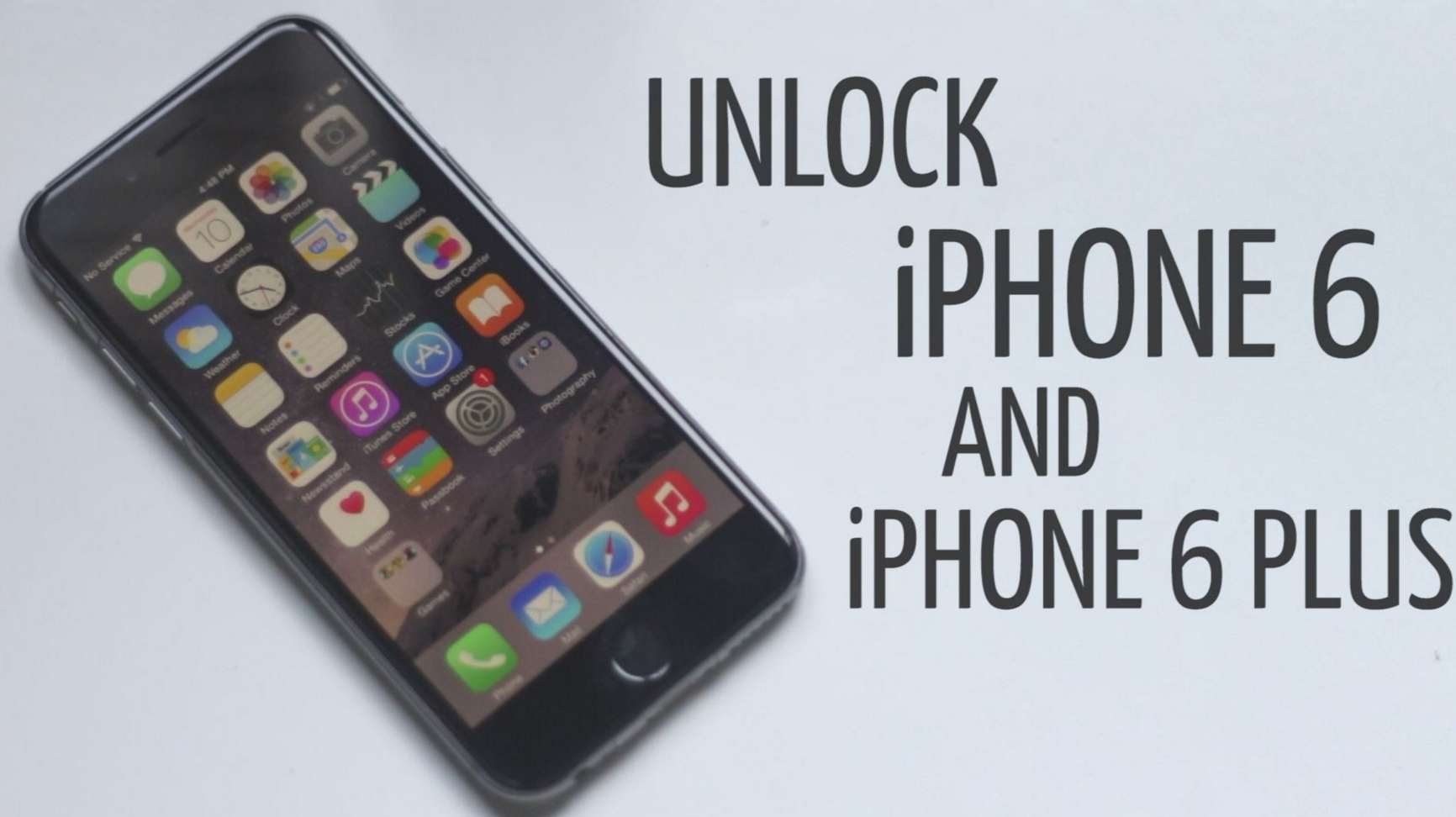 How To Get Into A Locked Iphone 6 Plus