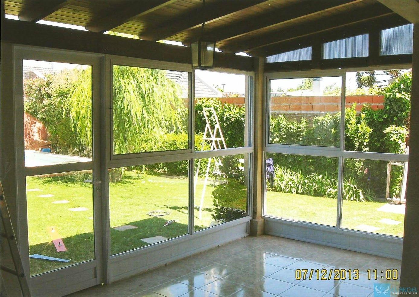Fotos de galerias y cerramientos de aluminio y vidrio buscar con google ideas para el hogar - Cerramiento de aluminio ...