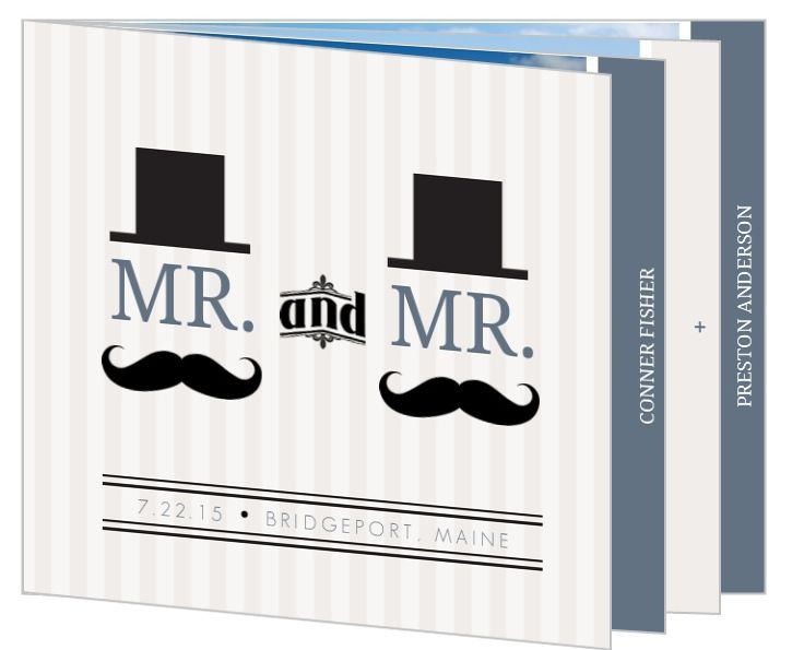 Start Planning Your Wedding Today! | Gay Wedding Invitations |  PartyIdeaPros.
