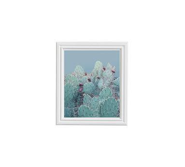 """Desert Blues Framed Print by Jane Wilder, 11 x 13"""", Ridged ..."""