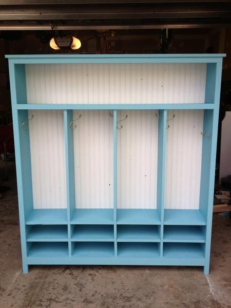 Modified 4 Kid Locker Cabinet Do It Yourself Home