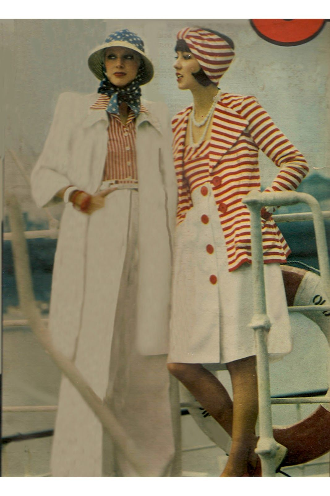 Bus Stop London From 19 Magazine 70s Vintage Fashion Style