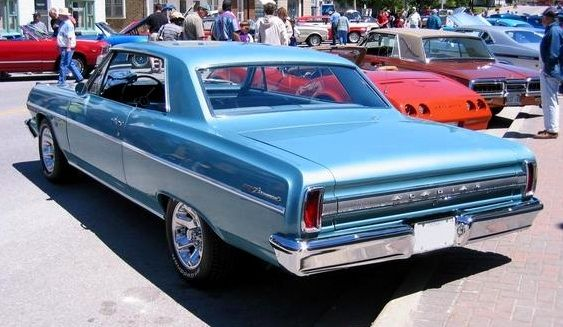 Classic Chevrolet Beaumont >> 1964 Pontiac Acadian Beaumont Cars Motorcycles Cars Cars