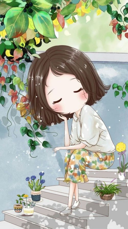 ร ปภาพ Wallpaper Cute Pictures Pinterest Chibi Cute