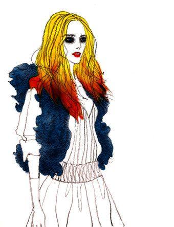 Creating a fashion portfolio 61