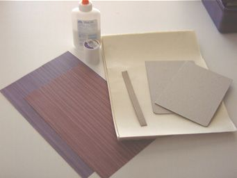 Make Your Own Journal Part 1. I would really love to try this someday.
