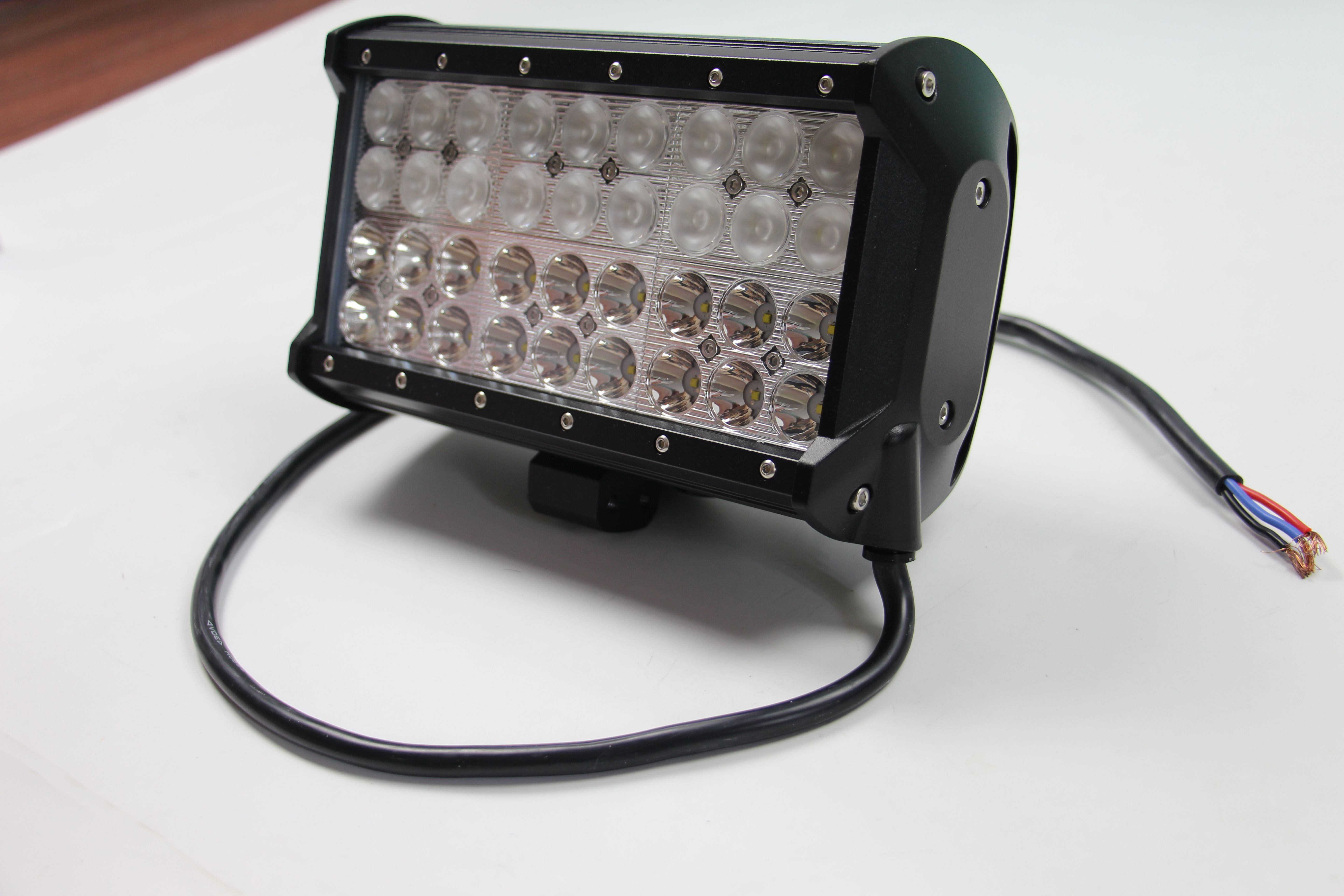 chasekylewells led lighting multi road chase off rear facing bar function hilites light kc