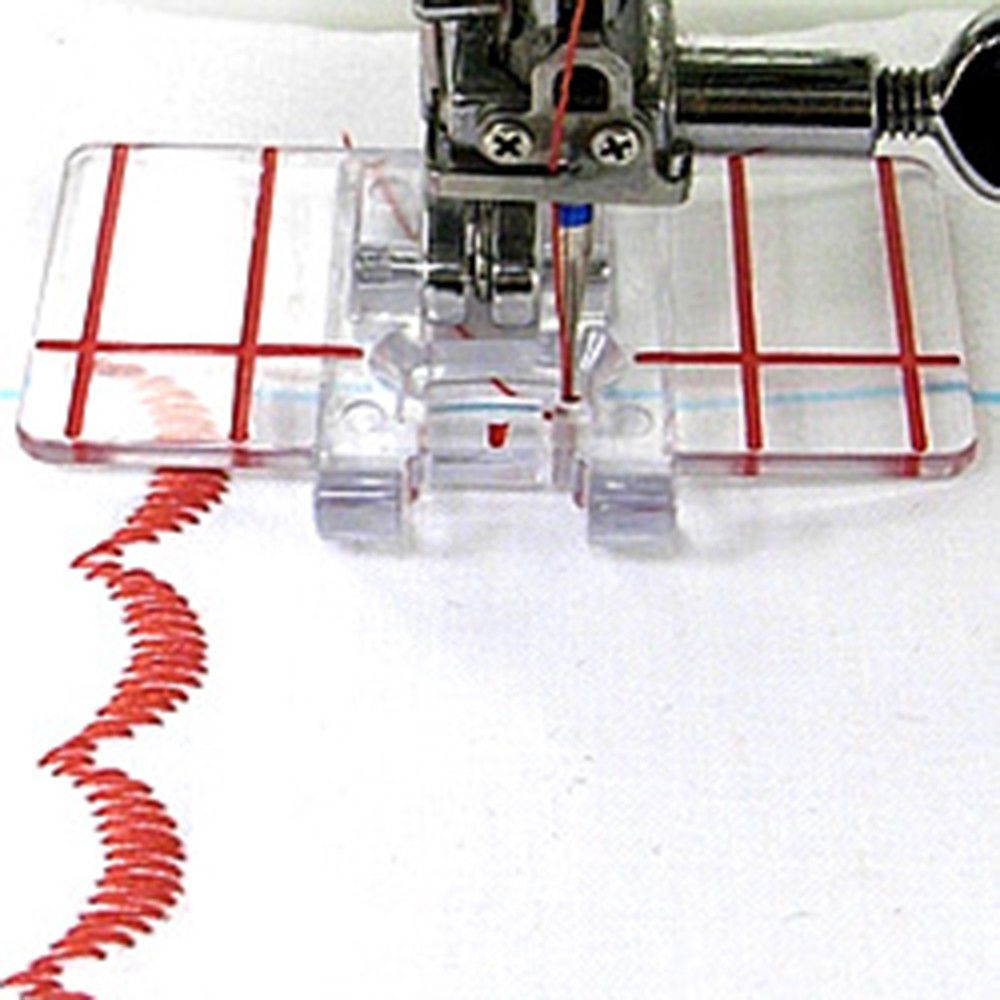 Multifunction Parallel Stitch Foot Presser For Brother Domestic Sewing Machine